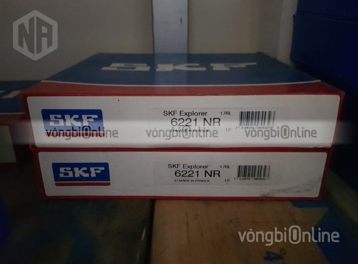 Vòng bi SKF 6221 NR chính hãng, Đại lý ủy quyền vòng bi SKF