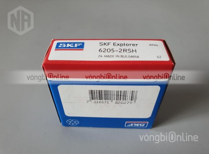 Vòng bi bạc đạn 6205-2RSH chính hãng SKF