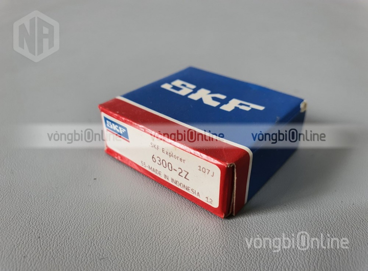 Vòng bi 6300-2Z chính hãng SKF - Vòng bi Online