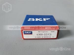 Vòng bi SKF 6300-2Z/C3