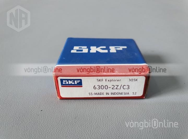 Vòng bi 6300-2Z/C3 chính hãng SKF - Vòng bi Online