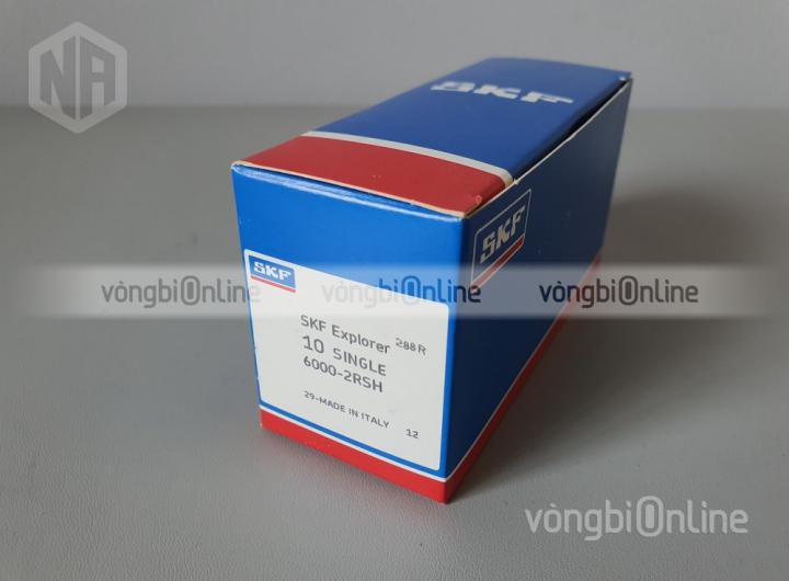 Vòng bi 6000-2RSH chính hãng SKF - Vòng bi Online