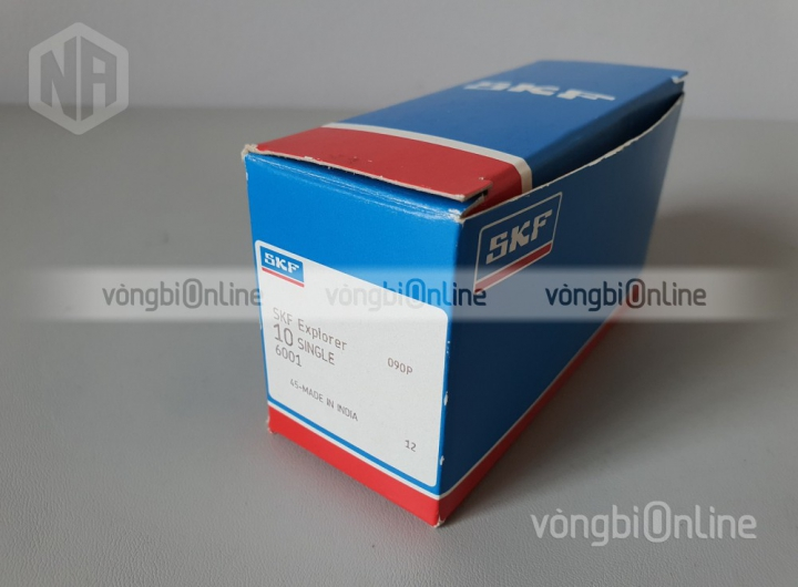 Vòng bi 6001 chính hãng SKF - Vòng bi Online