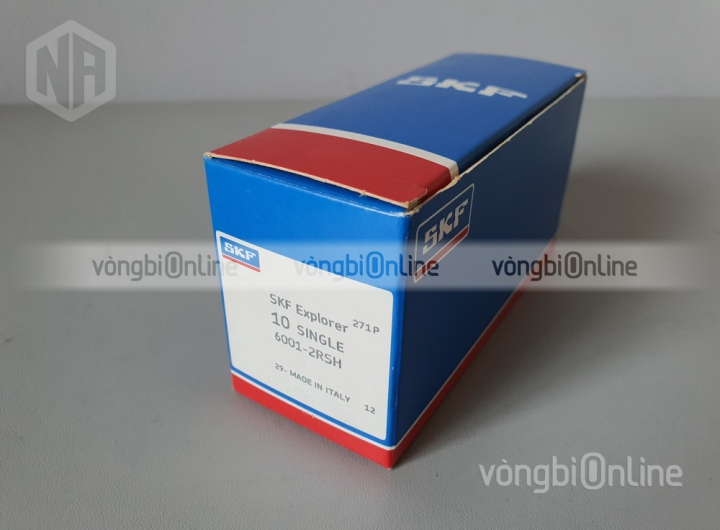 Vòng bi 6001-2RSH chính hãng SKF - Vòng bi Online
