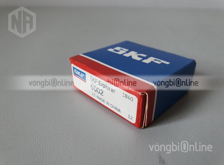 Vòng bi 6002 chính hãng SKF - Vòng bi Online