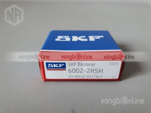 Vòng bi SKF 6002-2RSH
