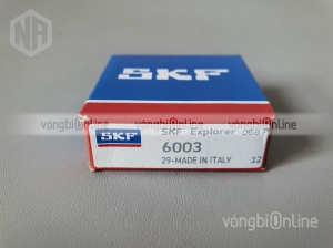 Vòng bi SKF 6003
