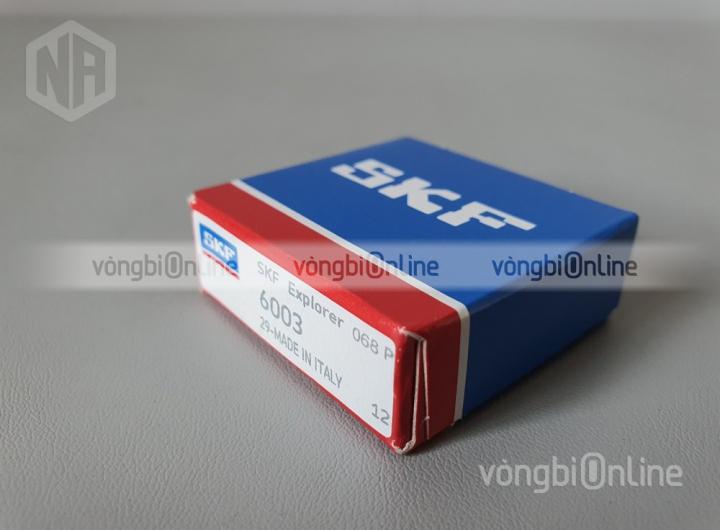 Vòng bi 6003 chính hãng SKF - Vòng bi Online