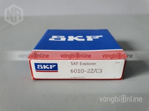 Vòng bi SKF 6010-2Z/C3