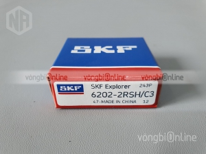 Vòng bi SKF 6202-2RSH/C3