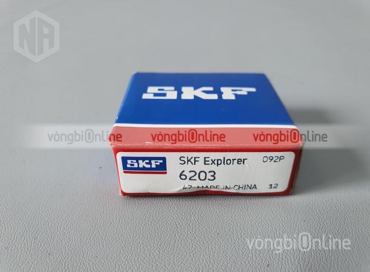 Vòng bi 6203 chính hãng SKF - Vòng bi Online