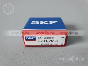Vòng bi SKF 6203-2RSH