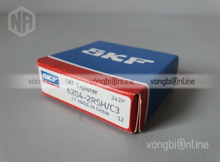 Vòng bi 6204-2RSH/C3 chính hãng SKF - Vòng bi Online