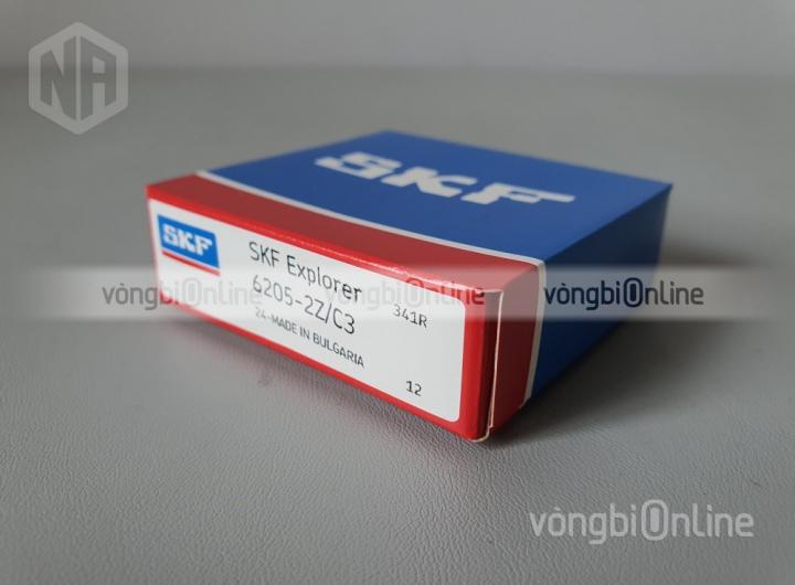 Vòng bi 6205-2Z/C3 chính hãng SKF - Vòng bi Online