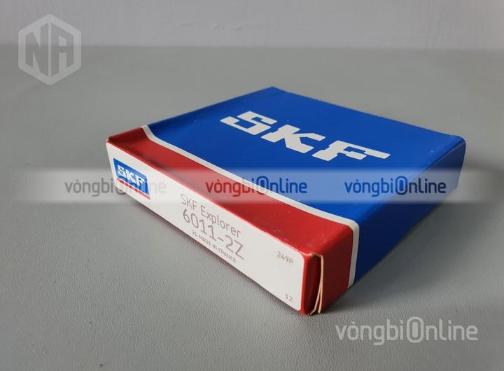 Vòng bi 6011-2Z chính hãng SKF - Vòng bi Online