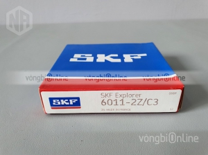 Vòng bi SKF 6011-2Z/C3
