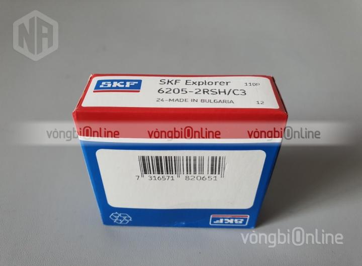 Vòng bi 6205-2RSH/C3 chính hãng SKF - Vòng bi Online