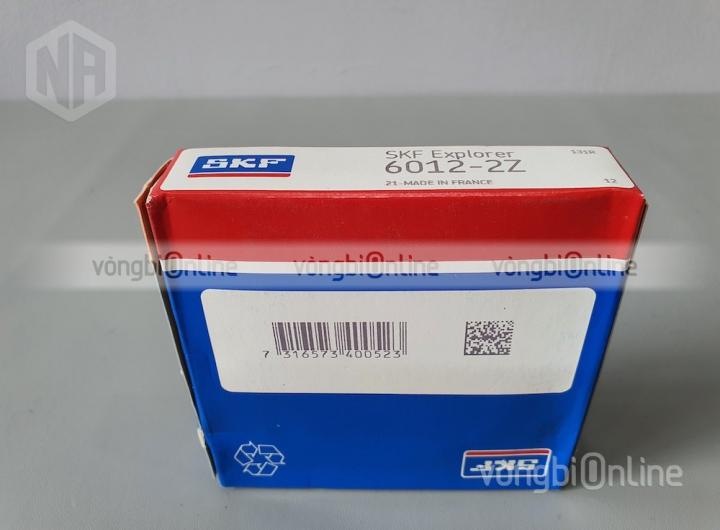 Vòng bi 6012-2Z chính hãng SKF - Vòng bi Online