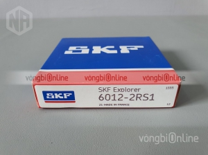 Vòng bi SKF 6012-2RS1