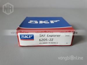 Vòng bi SKF 6205-2Z