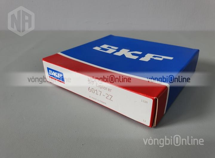Vòng bi 6017-2Z chính hãng SKF - Vòng bi Online