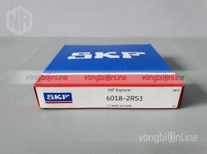 Vòng bi SKF 6018-2RS1