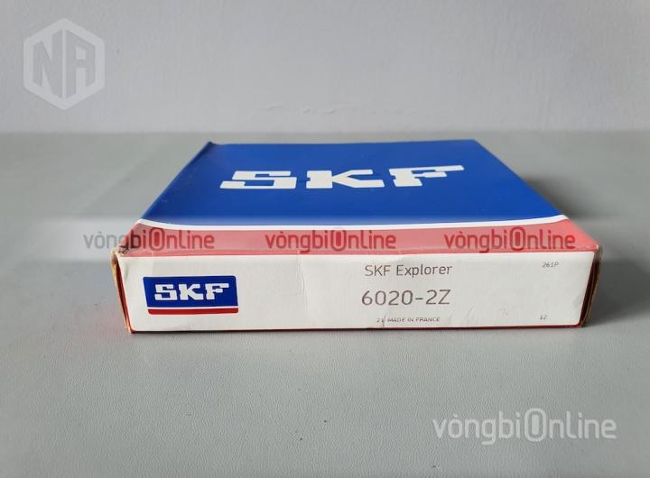 Vòng bi 6020-2Z chính hãng SKF - Vòng bi Online