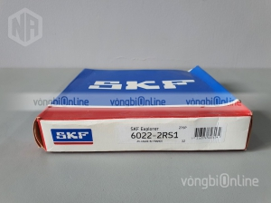 Vòng bi SKF 6022-2RS1
