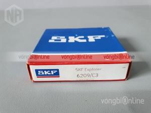 Vòng bi SKF 6209/C3
