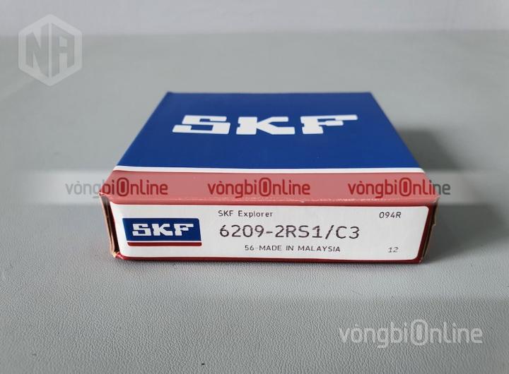 Vòng bi 6209-2RS1/C3 chính hãng SKF - Vòng bi Online