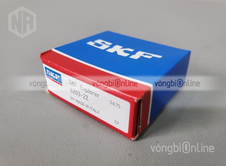 Vòng bi 6203-2Z chính hãng SKF - Vòng bi Online
