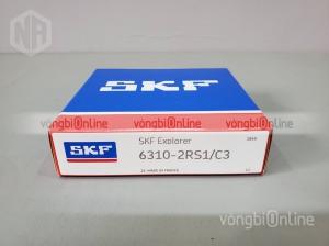 Vòng bi SKF 6310-2RS1/C3