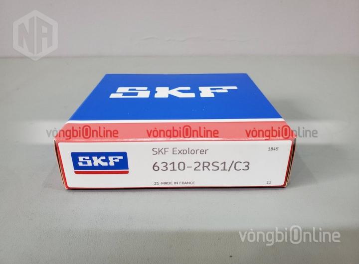 Vòng bi 6310-2RS1/C3 chính hãng SKF - Vòng bi Online