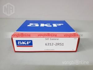 Vòng bi SKF 6312-2RS1