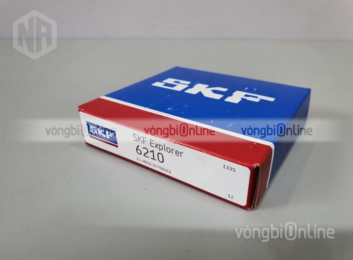 Vòng bi 6210 chính hãng SKF - Vòng bi Online