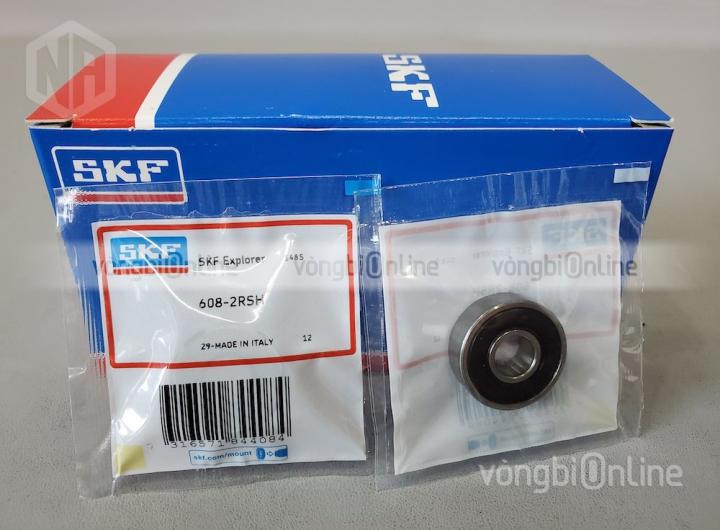 Vòng bi bạc đạn 608-2RSH chính hãng SKF - Vòng bi Online