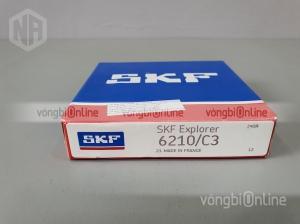 Vòng bi SKF 6210/C3