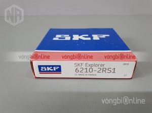 Vòng bi SKF 6210-2RS1