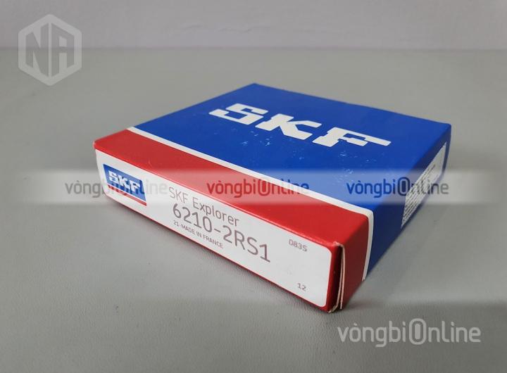 Vòng bi 6210-2RS1 chính hãng SKF - Vòng bi Online