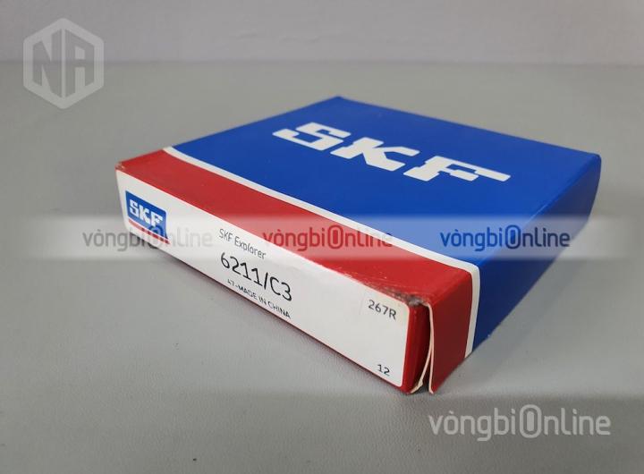 Vòng bi 6211 chính hãng SKF - Vòng bi Online