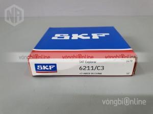 Vòng bi SKF 6211/C3