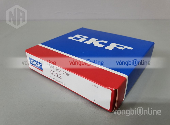 Vòng bi 6212 chính hãng SKF - Vòng bi Online
