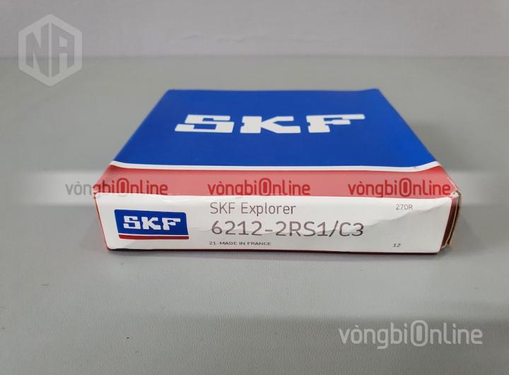 Vòng bi 6212-2RS1/C3 chính hãng SKF - Vòng bi Online