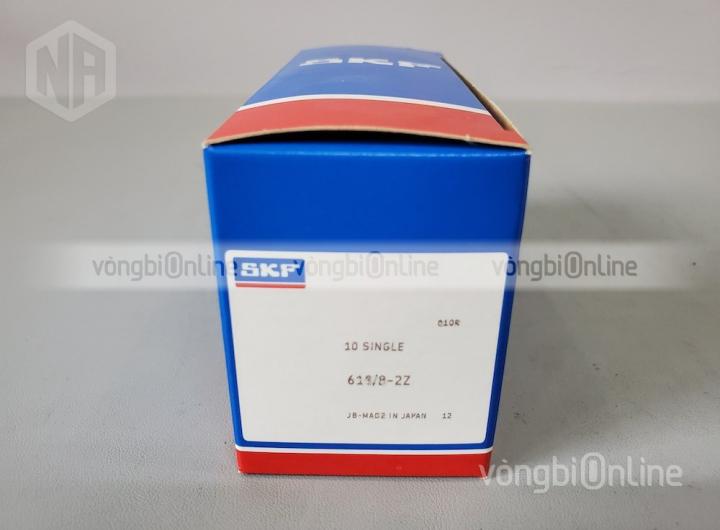 Vòng bi bạc đạn 619/8-2Z chính hãng SKF - Vòng bi Online